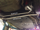 HONDA JAZZ GK (3RD GEN) 2WD 1.5 (2013) REAR MEMBER BRACE / REAR LOWER BAR
