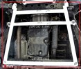 TOYOTA FORTUNER 2015 (4WD) 2.8D MIDDLE MEMBER BRACE / MIDDLE LOWER BAR (L)