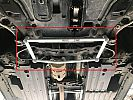 Mazda CX-7 (4WD) 2.3 (2009) Front Member Brace / Front Lower Bar